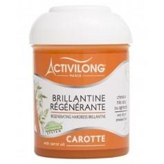 Brillantine régénérante à l'huile de Carotte 125ml