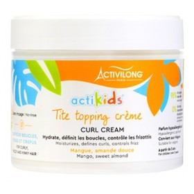 ACTIVILONG Topping Cream EATME & SWEET ALMONDER 300ml (ACTKIDS)