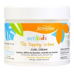 Tite Topping crème MANGUE & AMANDE DOUCE 300ml (ACTKIDS)