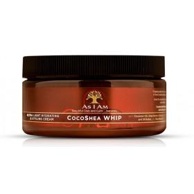 AS I AM Crème coiffante fouettée COCO KARITE 227g (COCOSHEA WHIP)