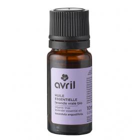 APRIL Organic True Lavender Essential Oil 10ml