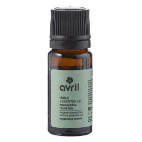 APRIL Organic EUCALYPTUS RADIO Essential Oil 10ml