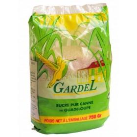 GARDEL Sucre pure canne de Guadeloupe 750g