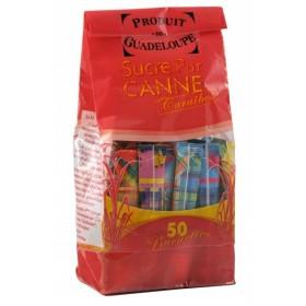 GARDEL Cane Sugar Log x50 250g