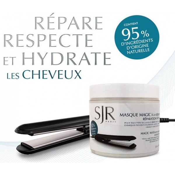 SJR Masque réparation intense à la kératine MAGIC 200ml