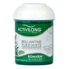 Brillantine purifiante au Romarin Bio 125ml