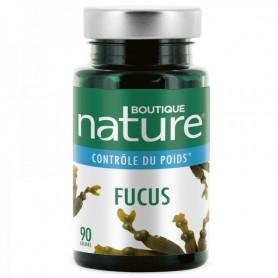 BOUTIQUE NATURE Food supplement FUCUS 90 capsules