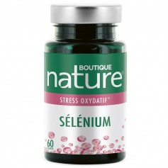 Complément alimentaire SÉLÉNIUM 60 gélules (stress)