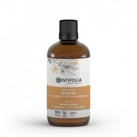 CENTIFOLIA 100% PURE ORGANIC SESAME virgin oil 100ml