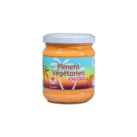 Purée de piment végétarien GUAD'ÉPICES 190g