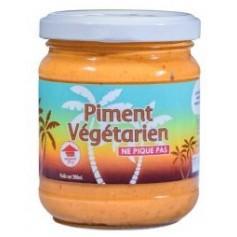 Purée de piment végétarien GUAD'ÉPICES 185g