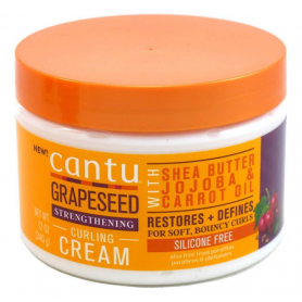 CANTU Cream for curls with grape seeds 340g