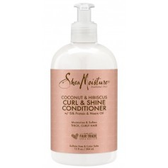 Conditionneur CURL & SHINE Coco & Hibiscus 384ml