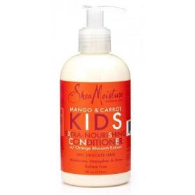 """Shea Moisture Après-shampooing Mangue & Carotte """"Kids"""" 236ml"""