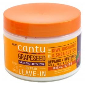 CANTU Après-shampoing sans rinçage PEPINS DE RAISINS 340g (leave in)