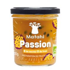 Préparation de fruit de la passion MATAHI BIO 200g