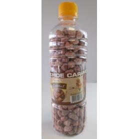 Cacahuètes caramélisées en bouteille MOMI 260g