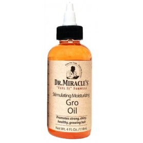 Dr Miracle's Moisturizing Growth Oil 118ml (Gro oil)