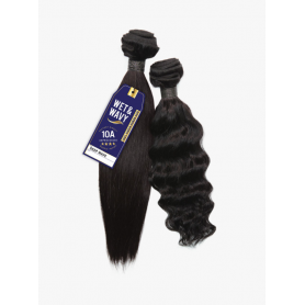 SENSAS tissage 10A wet & wavy DEEP WAVE 18""