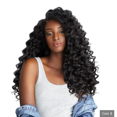 SENSAS perruque WILD ONE Curls Kinks & Co (Lace Front)