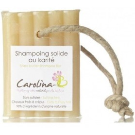 CAROLINA B Solid Shampoo KARITE 110g