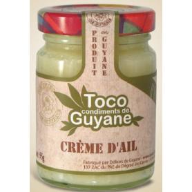 French Guiana Delights Cream of Garlic 95g