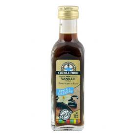 creole food Vanilla flavouring 100ml
