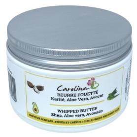 CAROLINA B Whipped butter KARITY & AVOCADO 150ml