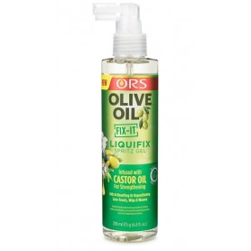 ORS Gel fixation spray pour perruques 200ml (Liquifix Spritz Gel)