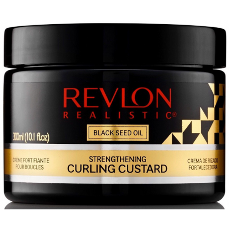 REVLON Crème fortifiante pour boucles REALISTIC 300ml
