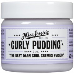 Crème hydratante pour boucles CURLY PUDDING 56g