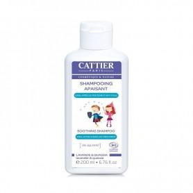 CATTIER Shampoing apaisant pour enfants BIO 200ml