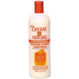 CREME OF NATURE Après-shampoing professionnel MOISTURE EXTREME 591ml