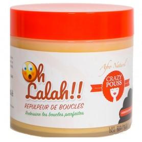 CRAZY POUSS Crème pour boucles OH LA LA !!! 500ml