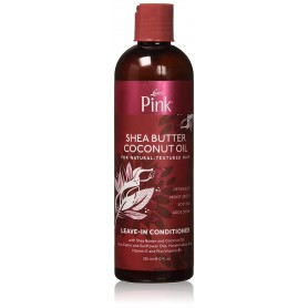 PINK Leave-in démêlant KARITÉ & COCO 355ml