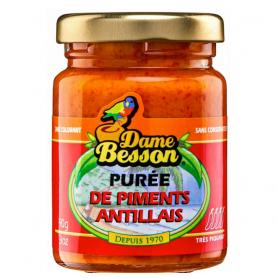 DAME BESSON West Indian chilli purée 90g