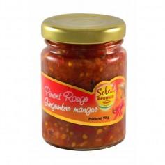 Pâte de piment rouge Gingembre et Mangue 90g