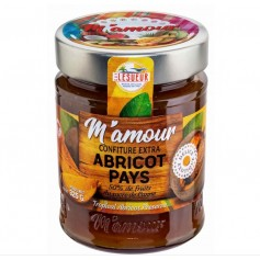 Jam of ABRICOT PAYS M'AMOUR 325g