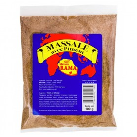 Massalé with chilli pepper 100g