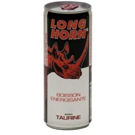 Boisson énergisante LONG HORN 250ml