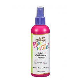 JUST FOR ME Après shampoing sans rinçage SOFT & BEAUTIFUL 236ml
