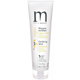 MULATO COSMETICS Fortifying Mask with YELLOW CLAY 150ml
