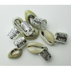 Rings for braids and locks SHEELLING