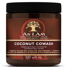 AS I AM Après-shampooing COCONUT CO-WASH 227g