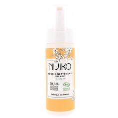Mousse nettoyante pour visage BIO 150ml