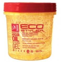 ECO STYLER Gel de fixation à l'huile d'ARGAN 236ml