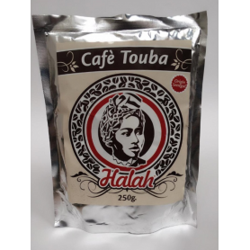 HALAH Ground coffee TOUBA 250g