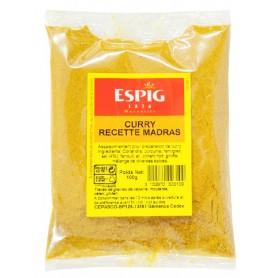ESPIG Curry recette Madras 100g