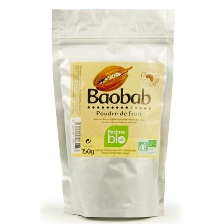 RACINES BIO Poudre de Baobab RACINES BIO 150g