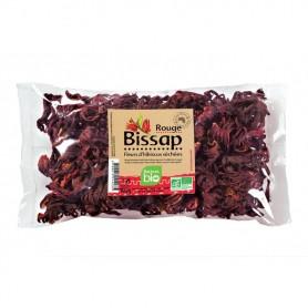 RACINES ORGANIC Red Hibiscus Flower BISSAP RACINES ORGANIC 100g